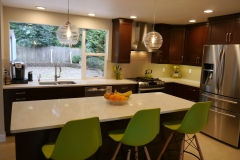 Kirkland-Rose Hill Transitional Kitchen Remodel