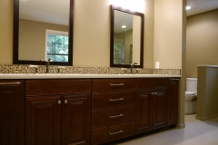 Woodinville Custom Vanity