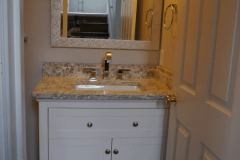 Bellevue Transitional Bathroom Remodel