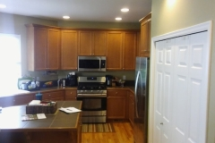 Issaquah Transitional Kitchen Remodel - Before