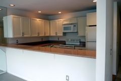 Kirkland Condo Transitional Kitchen Reface