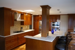 Kirkland Condo Traditional Kitchen Remodel
