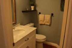 Kirkland II Transitional Bath Remodel