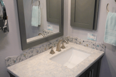 Kirkland Transitional Bath Remodel