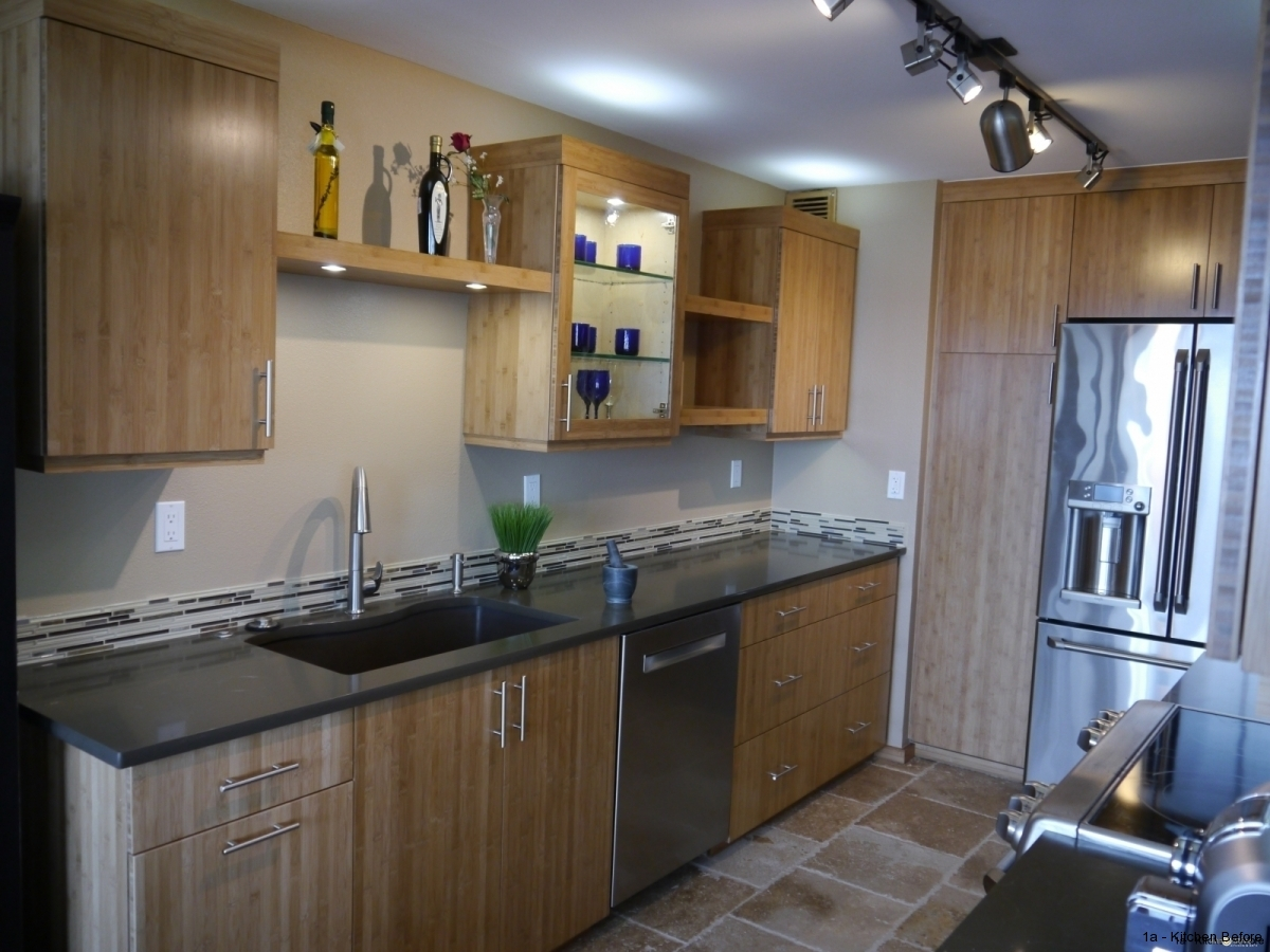 queen anne seattle modern kitchen remodel with bamboo custom kitchen cabinets seattle for your home custom