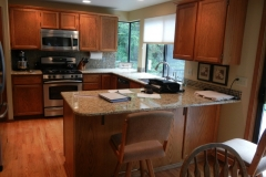 Redmond Traditional Cherry Kitchen Reface