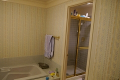 Redmond Master Bath Remodel - Before