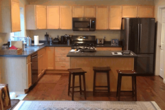 Before - Redmond Traditional Kitchen Remodel