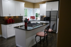 Sammamish Transitional Kitchen Reface