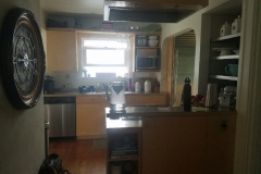 Before - Seattle Transitional Kitchen Remodel