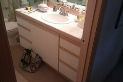 Before  - Woodinville Traditional Bathroom Remodel