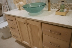 Woodinville Traditional Bathroom Remodel