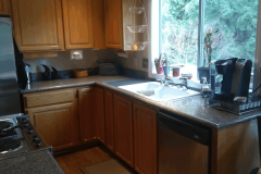 Woodinville Traditional Kitchen Remodel - Before