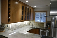Redmond Condo Transitional Kitchen Remodel
