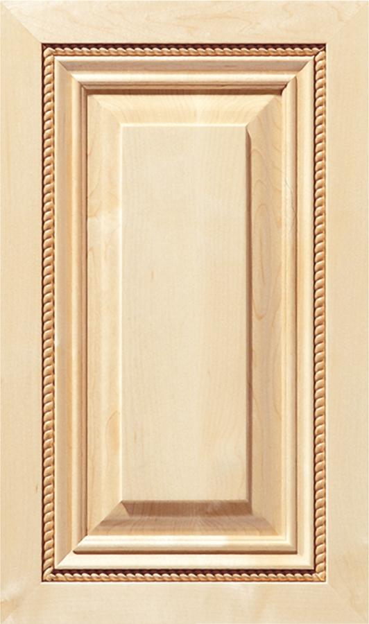 Ridgeview Door Maple  sc 1 st  Innovative Kitchen u0026 Bath & Rope Molding Doors