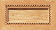 Rope Molding Doors