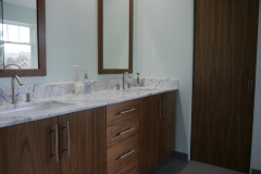 Kirkland Walnut Custom Vanity