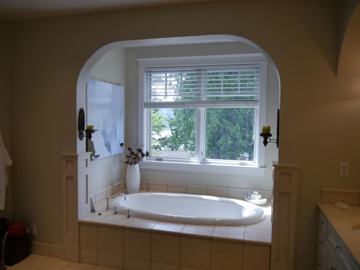 Innis Arden Shoreline Master Bath Remodel