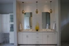 Innis Arden - Shoreline Master Bath Remodel - Vanity After
