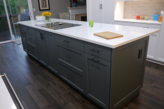 ​Bellevue Transitional Kitchen Remodel