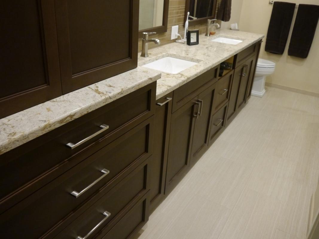 Bellevue Transitional Master Bath Remodel Innovative Kitchen Bath