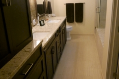 Bellevue Transitional Master Bath Remodel