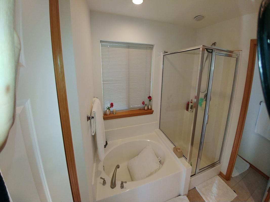 Bothell Transitional Bathroom Remodel Innovative Kitchen Bath