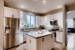 After - Bothell Transitional Kitchen Remodel