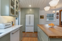 Fall City Transitional Kitchen Remodel