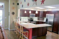 Kirkland Transitional Kitchen Reface