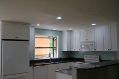 Kirkland Transitional Kitchen Remodel With Satin Foil