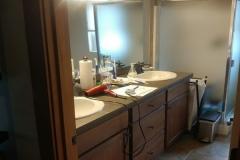Before - Kirkland Modern Master Bath Remodel