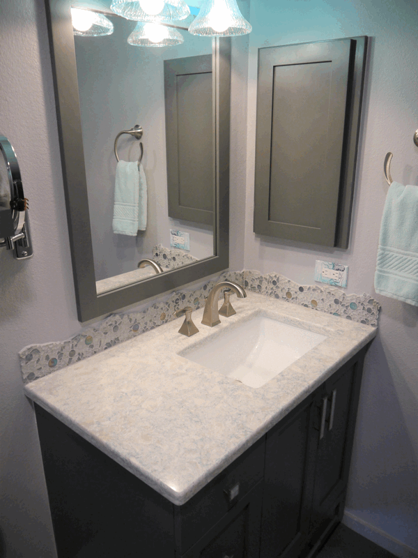 Kirkland Transitional Bath Remodel Innovative Kitchen Bath