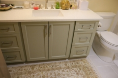 After - Kirkland Transitional Bathroom Remodel