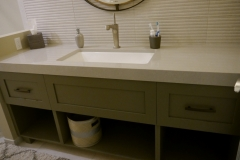 Kirkland Transitional Guest Bathroom Remodel