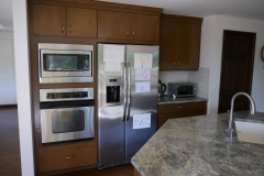 Mercer Island Transitional Kitchen Remodel