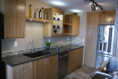Queen Anne-Seattle Modern Kitchen Remodel
