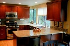 Redmond Traditional Cherry Kitchen Reface