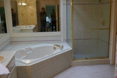 Redmond Classic Master Bath Remodel - Before