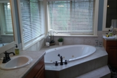 Redmond Farmhouse Style Master Bath Remodel - Before