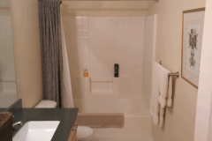 Before - Redmond Traditional Guest Bath Remodel