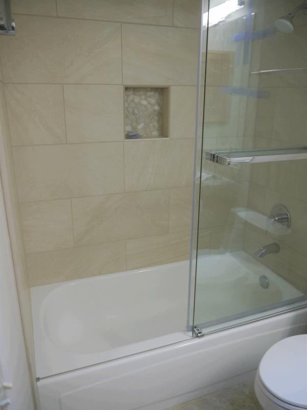 Redmond Traditional Guest Bath Remodel