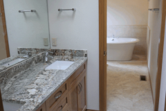 Redmond Transitional Master Bath Remodel