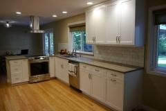 Sammamish Transitional Kitchen Remodel