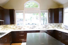 Sammamish Transitional Kitchen Remodel in Maple