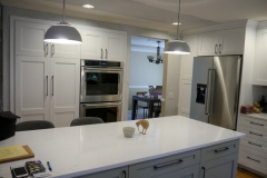 After - Sammamish Transitional Kitchen Remodel