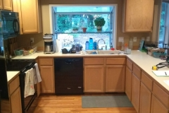 Before - Sammamish Transitional Kitchen Remodel