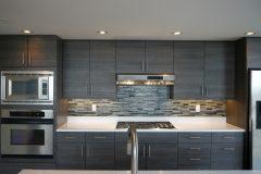 Seattle Condo Modern Kitchen Reface