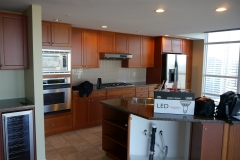 Seattle Condo Modern Kitchen Reface
