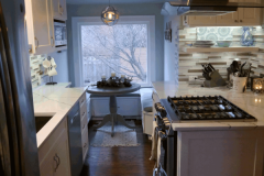 After 2 - Seattle Transitional Kitchen Remodel